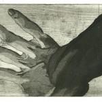 Hand - Aquatinta 2002