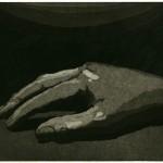 Hand - Aquatinta 2001