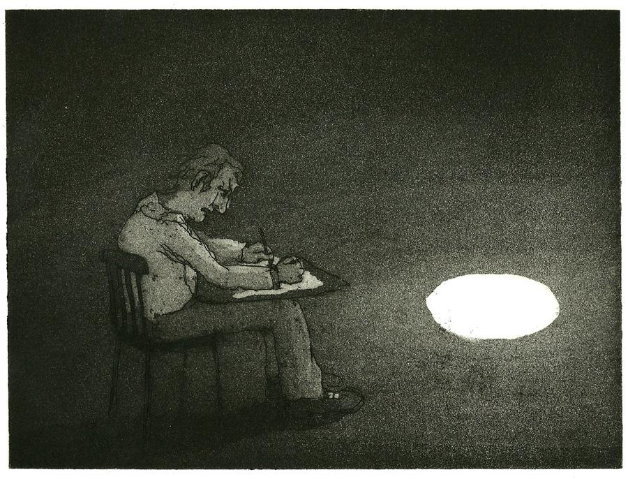 Licht - Aquatinta 2002