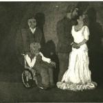 Hochzeit - Aquatinta 2001