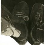 Schuhe - Aquatinta 2000