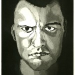 Gesicht - Aquatinta 2001